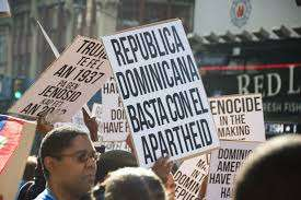 Etats Unis : Des dominicains-américains solidaires avec les haitiens-dominicains