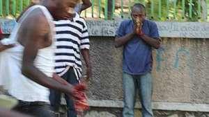 Haiti : Un étudiant hospitalisé victime d'une bombe de gaz lacrymogène