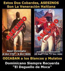 Une page dominicaine sur facebook déclare la guerre aux haitiens
