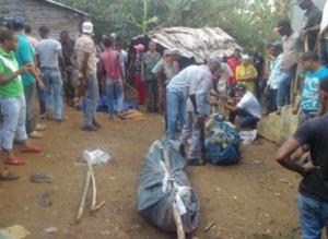 Rep. Dominicana: Deux compatriotes coupés en morceaux en république Dominicaine