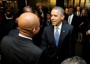 USA : Obama recevra Martelly à la Maison Blanche jeudi prochain