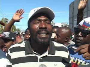 Des gens sous le contrôle du parquet libérés de force par le député Arnel Bélizaire