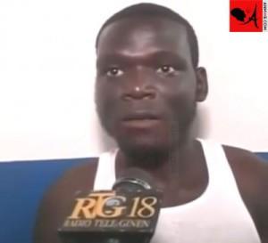 Gade ki jan yon vòlè angran (VIDEO)