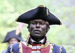 Yo asasinen papa aktè Jimmy Jean Louis ki jwe nan film Toussaint Louverture an