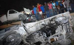 Haiti : Grave accident de la route dans la localité de Roseaux