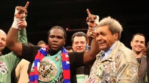 Un haitien champion du monde WBC des poids lourds