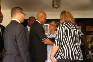 Haiti : Des funérailles nationales pour le Président Leslie François Manigat
