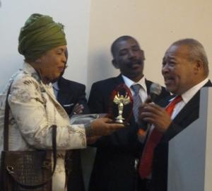 Haiti : La journaliste Liliane Pierre Paul  lauréate du prix Roc Cadet de SOS Liberté