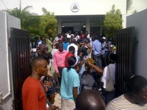 Rep Dominicana : Un haitien assassiné par un dominicain à l'intérieur d'une église