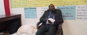 Haïti : Le député Arnel Bélizaire entame une grève de faim