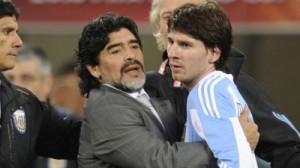BRAZIL 2014: Le gran Maradona parye pou Allemagne genyen final lan.