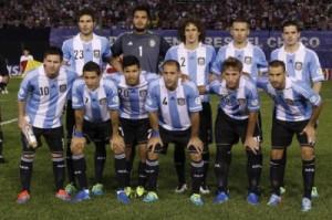 Pouki rezon pa gen jwè nwa nan ekip Argentine nan?