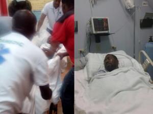 Haïti : Le député Arnel Bélizaire transporté d'urgence à l'Hôpital du Canapé Vert