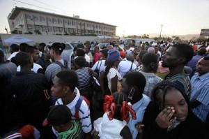 Obama kreye yon pwogram pou ede Haitien antre nan USA pi vit ke posib