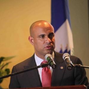 Premye minis Laurent Lamonthe asire pèp Haitien kont Ebola