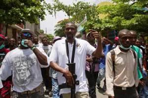 Haiti: Le député Arnel Belizaire aurait ouvert le feu sur des manifestants