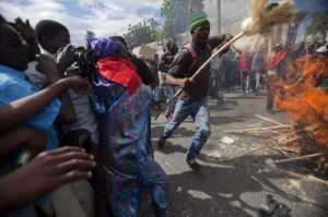 Haiti: Pas d'incidents à la manifestation du bloc de l'opposition