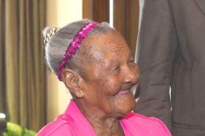 Canada:  Une Haïtienne deviendra la doyenne de l'humanité à 118 ans