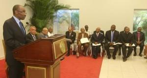 Haiti: Mr Evans PAUL nommé Premier ministre