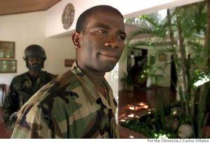 Haiti: Guy Philippe, remobilisé!
