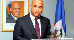 Haiti: Le Premier ministre Laurent Lamothe démissionne