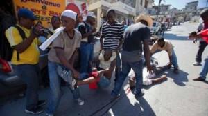 Haiti: 3 blessés par balles dans une des manifestations du 18 novembre