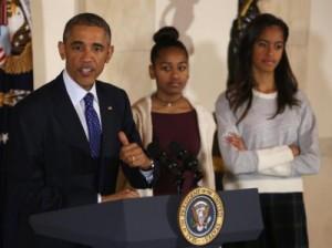 Yon repibliken di 2 pitit fi prezidan Obama yo pa gen klas