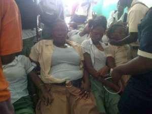Haiti : Les lycées Jean Baptiste Duty Boukman et Philippe Guerrier sous tension