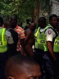 Haiti : Arrestation d'un prédateur sexuel en pleins ébats