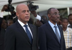 Haiti:  Installation de Mr Evans Paul comme Premier Ministre