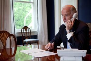 Haiti: Le Vice-Président des États-Unis Joe Biden téléphone au Président Michel Martelly
