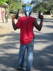 Haiti: Barrierre Battant sous le contrôle de la Police Nationale