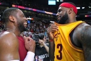 Eske LeBron gen plan pou li retounen vin jwenn Dwayne Wade (VIDEO)