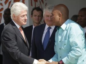 Haiti: Bill Clinton annonce des investissements de plus de 500 millions U$