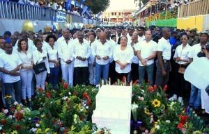 Haiti: Défilé symbolique au Champ de Mars en mémoire des victimes du Carnaval