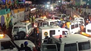 Haiti: Drame au Carnaval National, 10 personnes électrocutées à mort