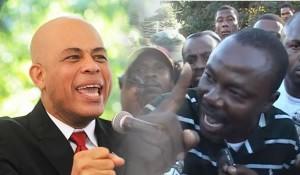 Haiti: Le Président Michel Martelly salue la sagesse de l'opposition radicale