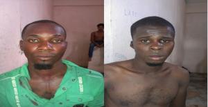 Rep. Dominicana: Deux haïtiens arrêtés pour agression et vol de moto