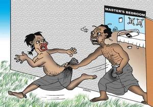Yon fi an Nigeria mande mari'l divòse pou trò gro kanbèlann