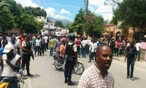 Haiti: Lynchage à Petit-Goâve d'un présumé bandit appelé Sonson