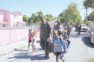 Monde: Les Bahamas prêts à expulser des immigrants illégaux haitiens