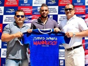 Monde: Fabien Vorbe rejoint les rangs du fooball club Trujillo de Mannucci