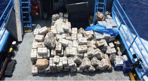 Haiti: Saisie de drogue d'une valeur de U$ 3 millions en provenance de la Colombie