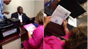 Haiti: La Première Dame Sophia Martelly est candidate au sénat