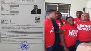 Haiti: Laurent Lamothe candidat «AJI nou pwal AJI pou pèp la!»