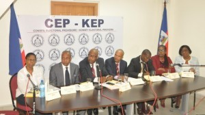Haiti: Le CEP ne compte pas modifier pas son calendrier électoral