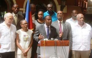 Haiti: Formation d'un Comité Mixte de Solidarité Nationale pour le rapatriement