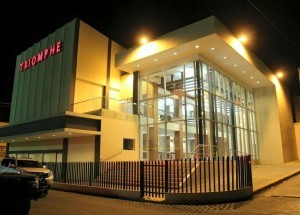 Haiti: Réouverture officielle du Ciné Théâtre Triomphe