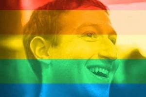 Probablement, vous etiez un test psychologique si vous avez changé la photo de profil en arc-en-ciel sur Facebook