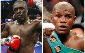 Floyd Mayweather affronterait l'haitiano-américain Andre Berto en septembre prochain